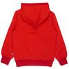 Finkid Juttu sweater Kinderen rood